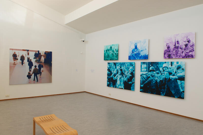 Art after modernism rethinking representation