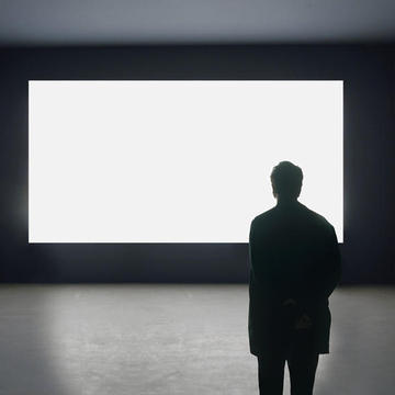 Lament of the images, Alfredo Jaar, 2002.