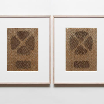 The Drawing Center presents Sound Inscriptions on Fabric by Gabriel de la Mora
