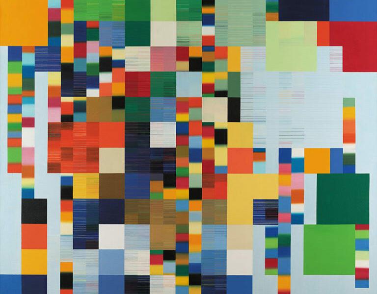 TODO ES POSIBLE EN NEO POST: 50 AÑOS DE PINTURA GEOMÉTRICA EN LA ARGENTINA, Museo de Arte Contemporáneo de Buenos Aires (MACBA)